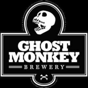 ghost monkey brewery logo