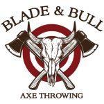 blade and bull logo