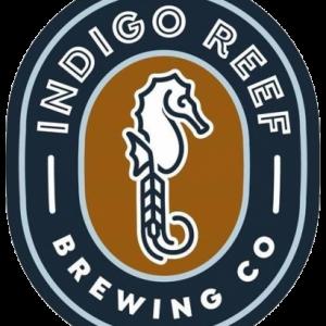 indigo reef brewing logo