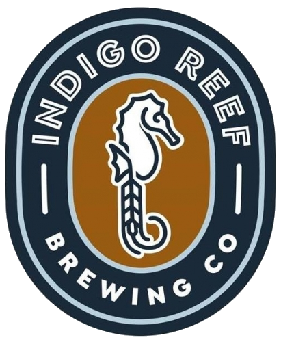 indigo reef brewing logo